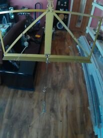 Fold Out Music Stand.
