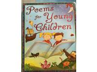Poems for young children by Miles Kelly