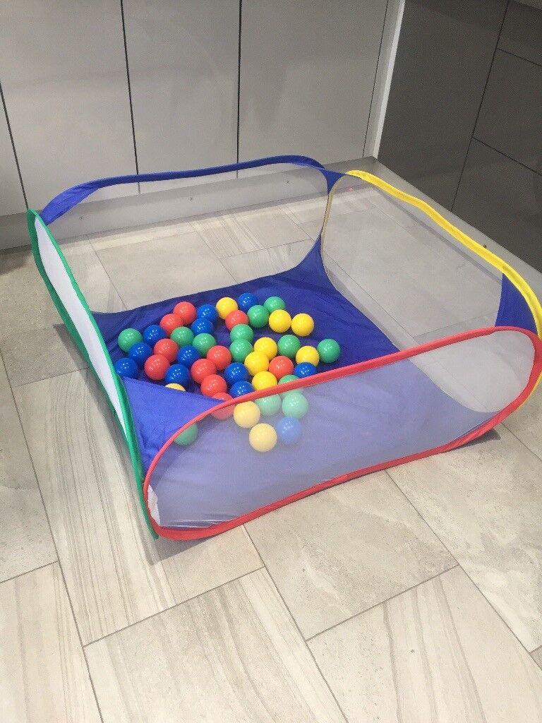 Hamleys ball Pitt & balls