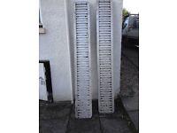 Ifor Williams Aluminium Ramps, 8 ft genuine Ifor williams