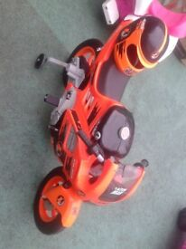 ACTION MAN ELECTRIC BIKE NEEDS NEW BATTERY £25
