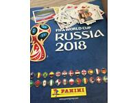 World Cup Stickers swaps