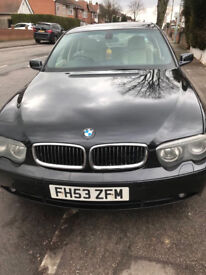 BMW 730d Sports Fully Loaded 2004 Excellent Condition
