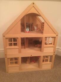 Dolls house for sale £60