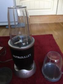 Nutribullet only used once