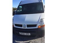 for sale this Renault master camper