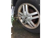 Ford alloys x4