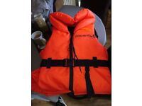 Life jackets adults as new three off