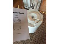 White Knight Spin Dryer
