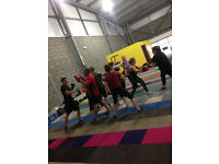 Family Fitness/Strength Classes, Bootcamp & Personal Training @Crazy4Fitness Wallsend