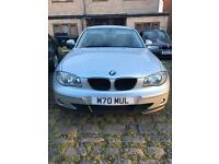 BMW 1-Series 116i 5dr*number plate included*low mileage*