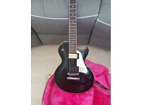 Gibson les paul 1986 black