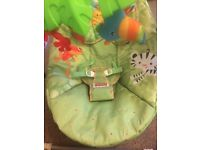 Rainforest baby swings in good condition