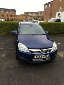 Vauxhall Astra 2008 5dr petrol