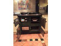 Rayburn 480K Oil fired stove & boiler