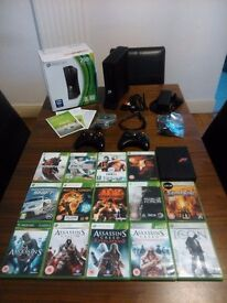 Xbox 360 Slim - Bundle!