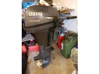 Yamaha 9.9 Outboard Very Good Condition
