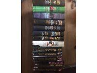 13 books all by Martina Cole