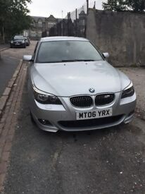 Great condition BMW 525 Diesel,M5 body with brown leather salon