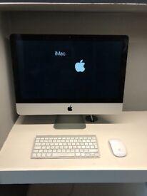 iMac 21.5inch, 3.1 GHz Intel Core i7, 6 GB 1600 MHz DDR3, 1TB Storage