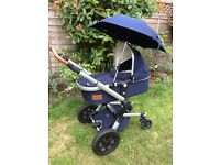JOOLZ Day Earth pushchair - parrot blue