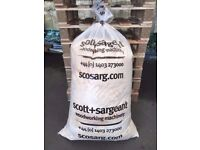 Large bags of Sawdust