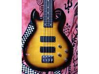 Gear4music Bass Guitar