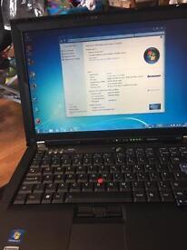 Lenovo t400 laptop