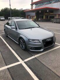 Audi A4 s line 2.0 tdi