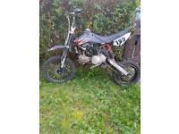 140cc pitbike READ THE ADD