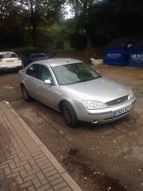 ford mondeo spairs or repairs or may strip for parts