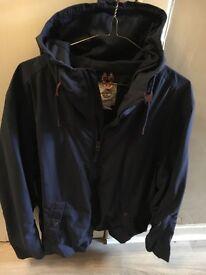 5 men's XL jackets good cond