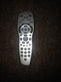 sky+hd remote controller