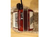 accordion 48 bass