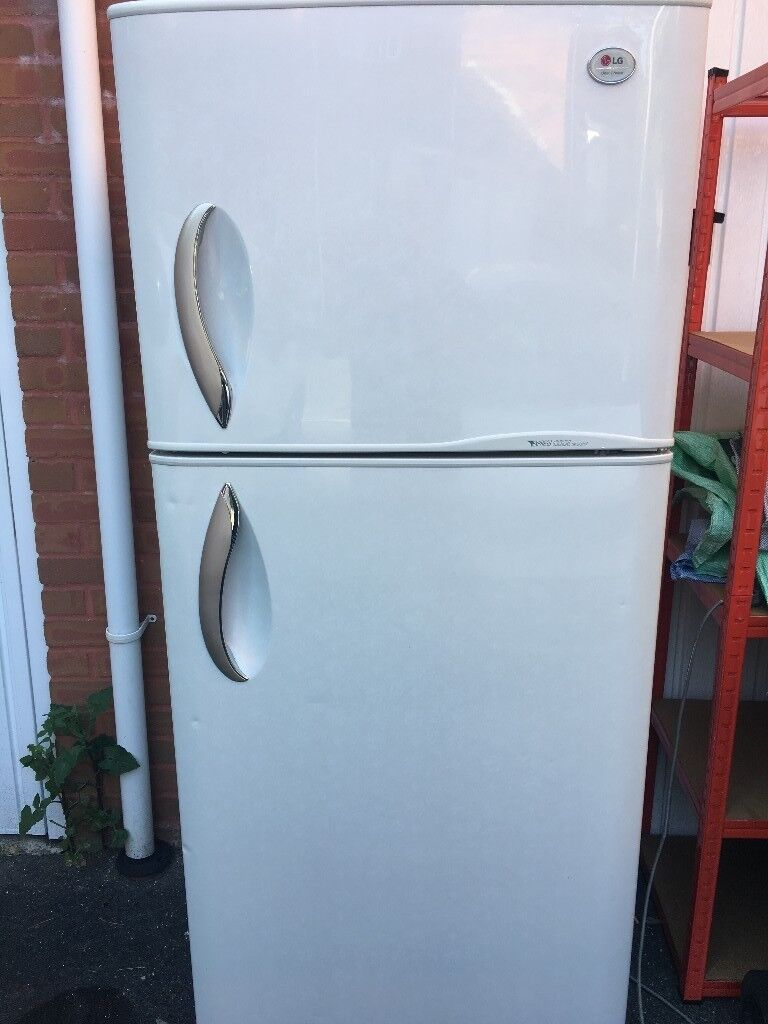 LG GR-572TVF Express Cool Fridge Freezer