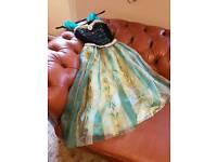 Disney's Frozen ANNA dress