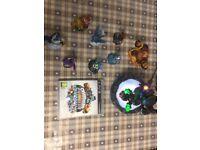 PlayStation 3 Skylanders game and figures