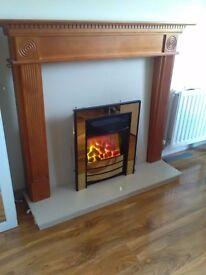 Adam Georgian Modern fireplace