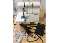 Singer overlocker serger ultralock sewing machine