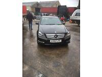Mercedes-Benz, C CLASS, Saloon amg, 2012, Semi-Auto, 2143 (cc), 4 doors