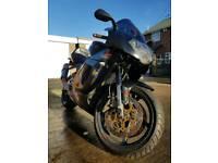 Price reduction Aprilia RSV Mille 2001 sports bike, VTwin Superbike £2250