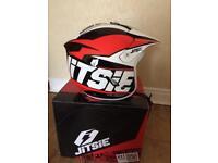 Brand new trials helmet