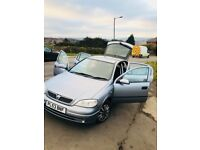 AUTOMATIC 2004VAUXHALL ASTRA CLUB WITH SETEMBER 2018 MOT AND NO FAULTS ALL!!!