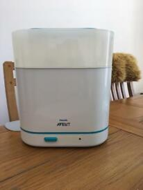 Philips Avent 3in1 Electric Steam Steriliser £10