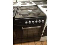 Black new world electric cooker £115