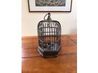 Asian Decorative Metal Bird Cage
