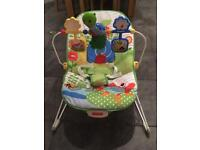 Fisher Price Rainforest Bouncer Seat