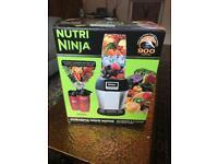 Nutri Ninja Juice/Smoothie Maker