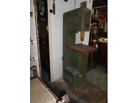 Startrite 3 Phase Band Saw