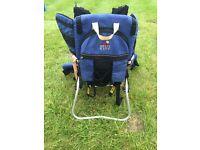 Kelty Kids Trek baby / infant / toddler carrier / backpack